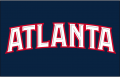 Atlanta Hawks 2007-2015 Jersey Logo iron on sticker