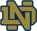Notre Dame Fighting Irish 1994-Pres Alternate Logo 11 iron on sticker