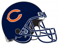 Chicago Bears 1983-Pres Helmet Logo decal sticker
