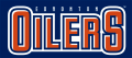 Edmonton Oiler 2011 12-2016 17 Wordmark Logo 02 decal sticker