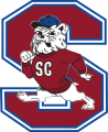 South Carolina State Bulldogs 2002-Pres Primary Logo 01 iron on sticker