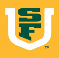 San Francisco Dons 2012-Pres Alternate Logo 08 decal sticker