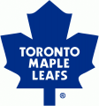 Toronto Maple Leafs 1982 83-1986 87 Primary Logo iron on sticker