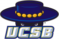 UCSB Gauchos 2010-Pres Primary Logo iron on sticker