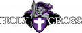 Holy Cross Crusaders 2014-Pres Primary Logo iron on sticker