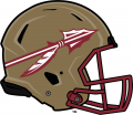 Florida State Seminoles 2014-Pres Helmet Logo decal sticker