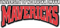 Nebraska-Omaha Mavericks 1997-2003 Wordmark Logo decal sticker