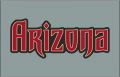 Arizona Diamondbacks 2007-2015 Jersey Logo 01 iron on sticker