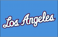 Los Angeles Clippers 2013-2014 Jersey Logo iron on sticker