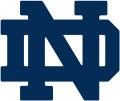 Notre Dame Fighting Irish 1964-Pres Primary Logo iron on sticker