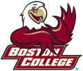 Boston College Eagles 2001-Pres Mascot Logo 02 decal sticker