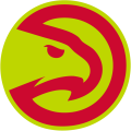 Atlanta Hawks 2016 Pres Alternate Logo iron on sticker