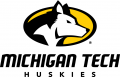 Michigan Tech Huskies 2016-Pres Primary Logo iron on sticker