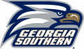 Georgia Southern Eagles 2004-2009 Secondary Logo iron on sticker