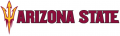 Arizona State Sun Devils 2011-Pres Wordmark Logo iron on sticker
