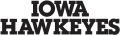 Iowa Hawkeyes 2000-Pres Wordmark Logo 01 iron on sticker