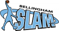 Bellingham Slam 2007-Pres Primary Logo iron on sticker