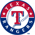 Texas Rangers 2003-Pres Primary Logo iron on sticker