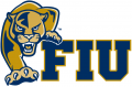 FIU Panthers 2009-Pres Secondary Logo iron on sticker