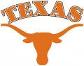 Texas Longhorns 1974-Pres Secondary Logo iron on sticker