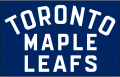 Toronto Maple Leafs 2016 17-Pres Wordmark Logo 03 iron on sticker