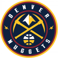 Denver Nuggets 2018 19-Pres Primary Logo iron on sticker