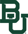 Baylor Bears 2019-Pres Primary Logo iron on sticker
