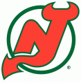 New Jersey Devils 1982 83-1985 86 Primary Logo decal sticker