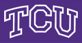 TCU Horned Frogs 1995-Pres Wordmark Logo 01 decal sticker