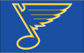 St. Louis Blues 2018 19-Pres Jersey Logo decal sticker