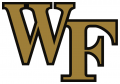 Wake Forest Demon Deacons 2007-2018 Primary Logo iron on sticker