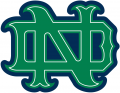 Notre Dame Fighting Irish 1994-Pres Alternate Logo 02 iron on sticker
