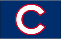 Chicago Cubs 2007-Pres Batting Practice Logo decal sticker