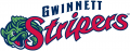 Gwinnett Stripers 2018-Pres Primary Logo decal sticker