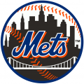 New York Mets 1999-2013 Alternate Logo iron on sticker