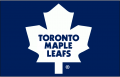 Toronto Maple Leafs 1987 88-2015 16 Jersey Logo iron on sticker