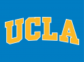 UCLA Bruins 1996-Pres Wordmark Logo iron on sticker