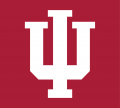 Indiana Hoosiers 2002-Pres Alternate Logo 01 decal sticker