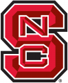 North Carolina State Wolfpack 2006-Pres Alternate Logo 10 decal sticker