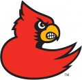 Louisville Cardinals 2007-2012 Alternate Logo 01 iron on sticker