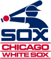 Chicago White Sox 1987-1990 Primary Logo decal sticker