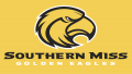 Southern Miss Golden Eagles 2003-2014 Alternate Logo decal sticker