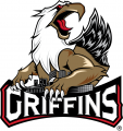 Grand Rapids Griffins 2015-Pres Primary Logo decal sticker