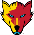 New Mexico Ice Wolves 2015 16-Pres Primary Logo 2 decal sticker