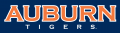 Auburn Tigers 2006-Pres Wordmark Logo 03 iron on sticker