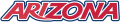 Arizona Wildcats 2003-2012 Wordmark Logo 05 decal sticker