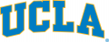 UCLA Bruins 1996-Pres Wordmark Logo 01 iron on sticker