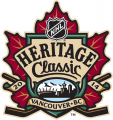 NHL Heritage Classic 2013-2014 Logo iron on sticker