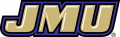 James Madison Dukes 2013-2016 Wordmark Logo 01 decal sticker