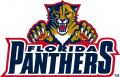 Florida Panthers 1999 00-2008 09 Wordmark Logo iron on sticker